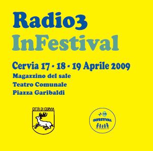 radio 3 in festival a Cervia 2009