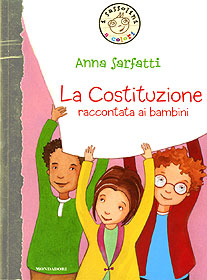 la costituzione raccontata ai bambini - copertina